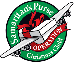 Operation Christmas Child-Samaritan's Purse
